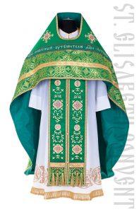Green liturgical colors