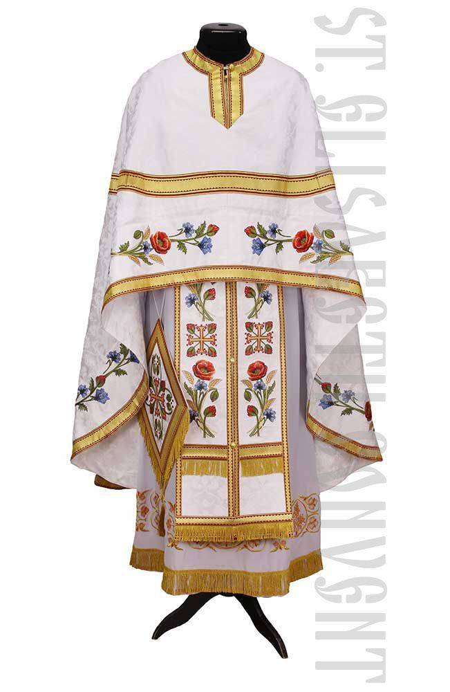 white liturgical colors