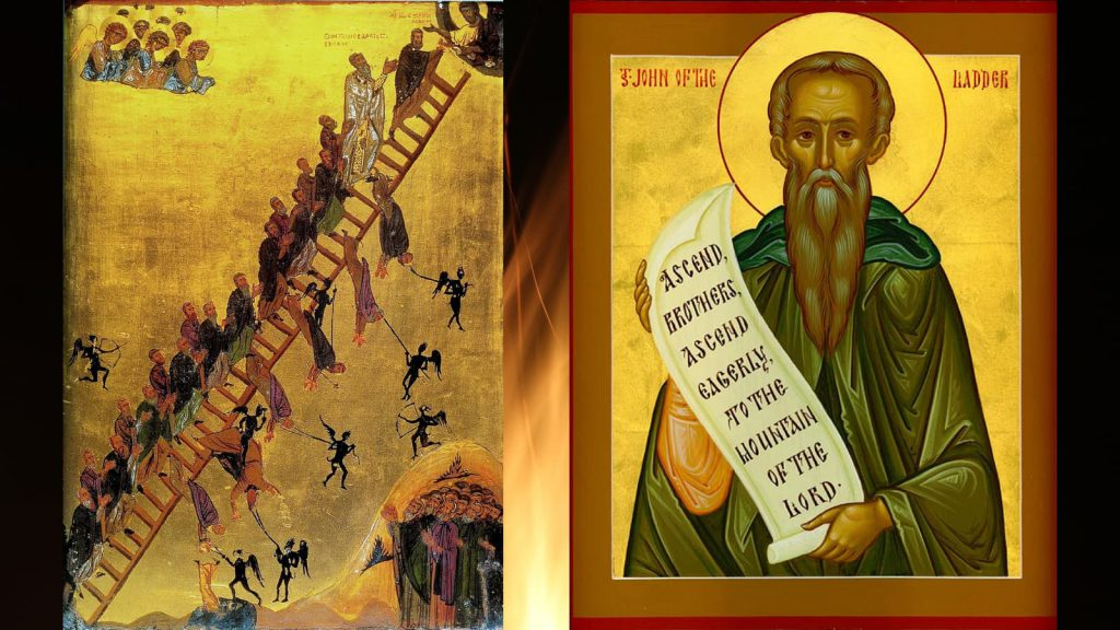 Sunday of St John Climacus